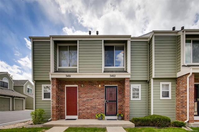 7476 E Arkansas Avenue #3402, Denver, CO 80231 (#9756190) :: The Peak Properties Group
