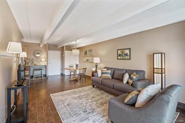 1255 N Ogden Street #303, Denver, CO 80218 (#9756327) :: Mile High Luxury Real Estate