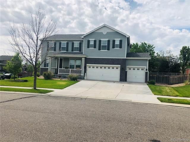16084 E 124th Avenue, Commerce City, CO 80603 (MLS #9756381) :: 8z Real Estate