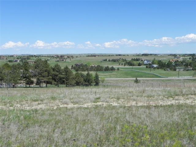 13095 Delbert Road, Parker, CO 80138 (#9756581) :: Briggs American Properties