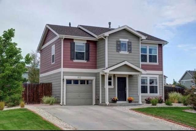 822 Ponderosa Lane, Lochbuie, CO 80603 (#9756608) :: Venterra Real Estate LLC