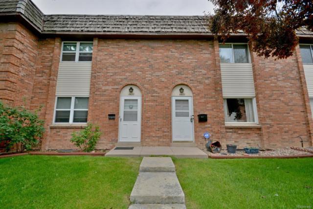 4433 S Lowell Boulevard G3, Denver, CO 80236 (#9756766) :: The Gilbert Group
