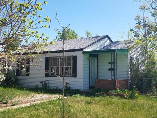 4900 Tejon Street, Denver, CO 80221 (#9756842) :: House Hunters Colorado