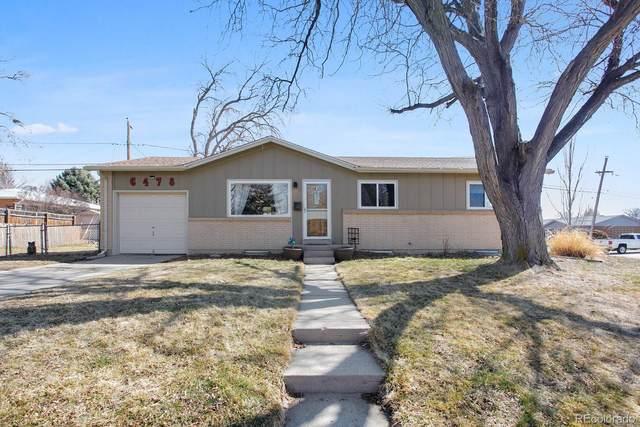 6478 Iris Way, Arvada, CO 80004 (MLS #9757448) :: 8z Real Estate
