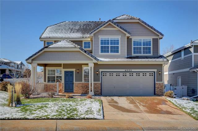 4223 Bountiful Circle, Castle Rock, CO 80109 (#9757484) :: The DeGrood Team