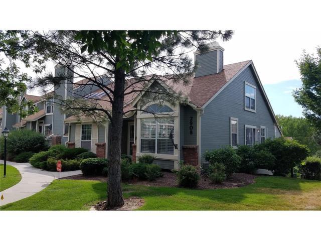 2908 W Long Circle F, Littleton, CO 80120 (MLS #9757595) :: 8z Real Estate