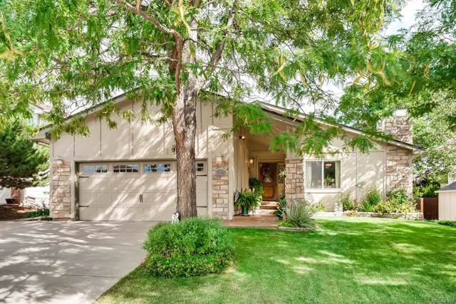 12167 W Brittany Avenue, Littleton, CO 80127 (#9757620) :: The HomeSmiths Team - Keller Williams