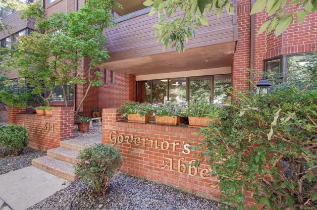 534 E 7th Avenue #305, Denver, CO 80203 (MLS #9757698) :: 8z Real Estate