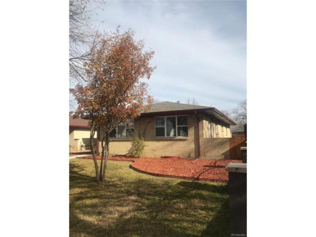 1708 Florence Street, Aurora, CO 80010 (MLS #9757789) :: 8z Real Estate