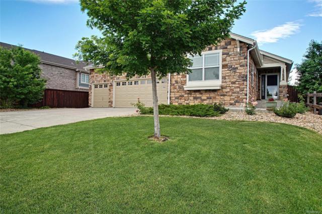 23624 E Whitaker Drive, Aurora, CO 80016 (#9758092) :: House Hunters Colorado