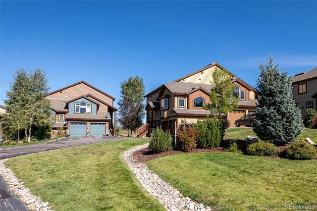 350 Parkview Drive #28, Steamboat Springs, CO 80487 (#9758335) :: The Dixon Group