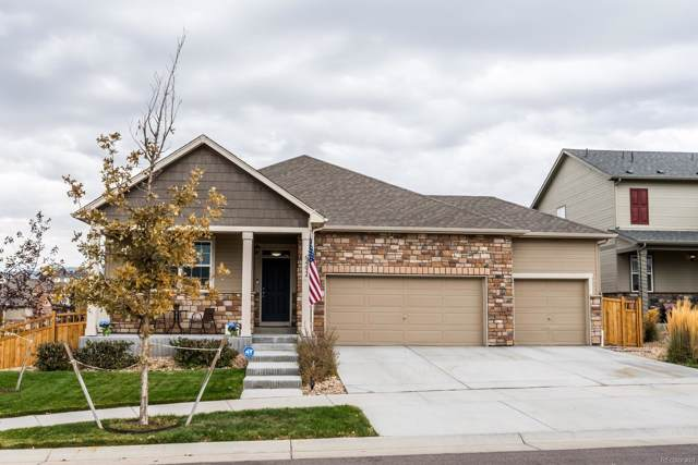 6492 N Dunkirk Court, Aurora, CO 80019 (#9758771) :: Keller Williams Action Realty LLC