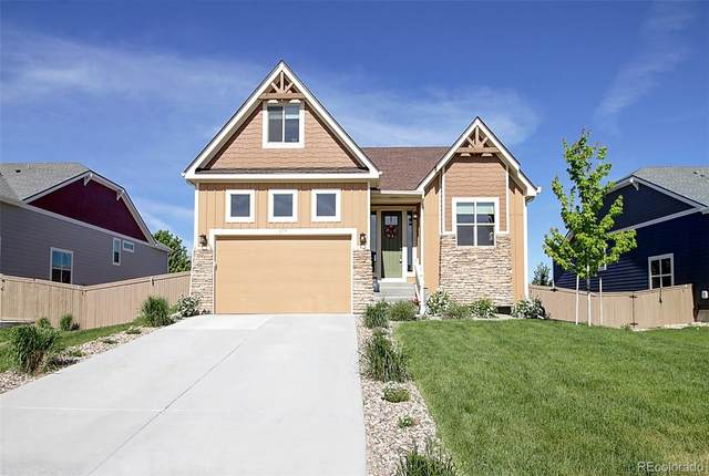 279 Calhoun Circle, Castle Rock, CO 80104 (#9759233) :: Kimberly Austin Properties