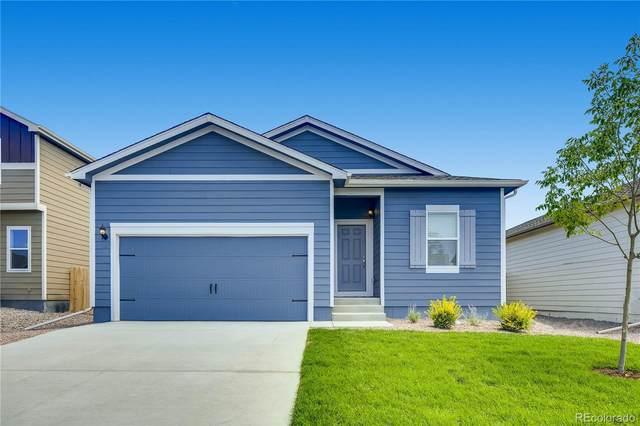 407 Depot Avenue, Keenesburg, CO 80643 (MLS #9759364) :: 8z Real Estate