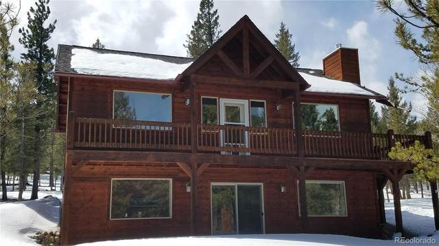 30433 National Forest Drive, Buena Vista, CO 81211 (#9760230) :: Finch & Gable Real Estate Co.