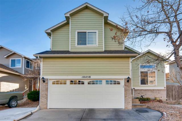 10458 W 83rd Avenue, Arvada, CO 80005 (#9760556) :: The Griffith Home Team