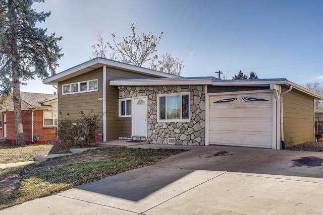 1675 S Patton Court, Denver, CO 80219 (#9760610) :: The DeGrood Team
