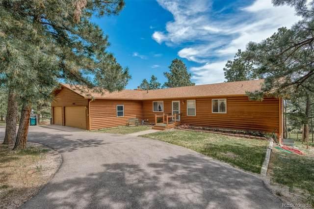 17225 Lodgepole Road, Peyton, CO 80831 (MLS #9760905) :: 8z Real Estate