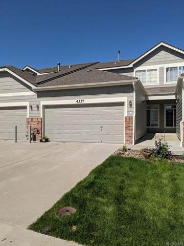 4337 S Jebel Lane, Centennial, CO 80015 (#9761085) :: The HomeSmiths Team - Keller Williams