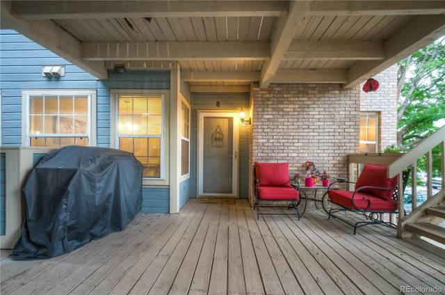 2740 E Otero Place #8, Centennial, CO 80122 (#9761512) :: The Colorado Foothills Team | Berkshire Hathaway Elevated Living Real Estate