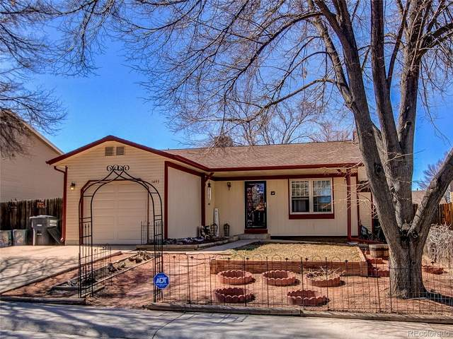 1493 S Biscay Court, Aurora, CO 80017 (MLS #9761531) :: Wheelhouse Realty
