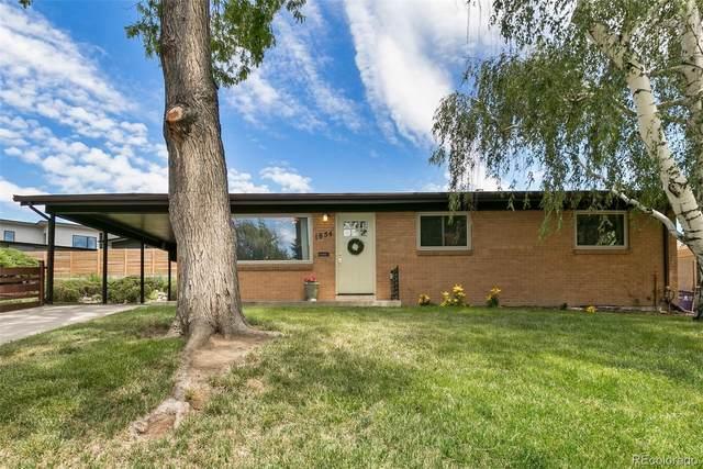 1854 S Glencoe Street, Denver, CO 80222 (MLS #9761797) :: 8z Real Estate