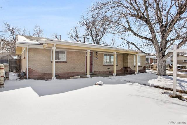 6220 E 65th Place, Commerce City, CO 80022 (#9762154) :: The Peak Properties Group