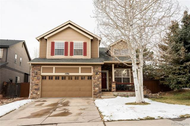 15706 Greenstone, Parker, CO 80134 (#9762596) :: iHomes Colorado