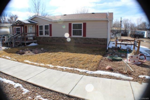 306 Beaver Street, Hillrose, CO 80733 (MLS #9762871) :: 8z Real Estate