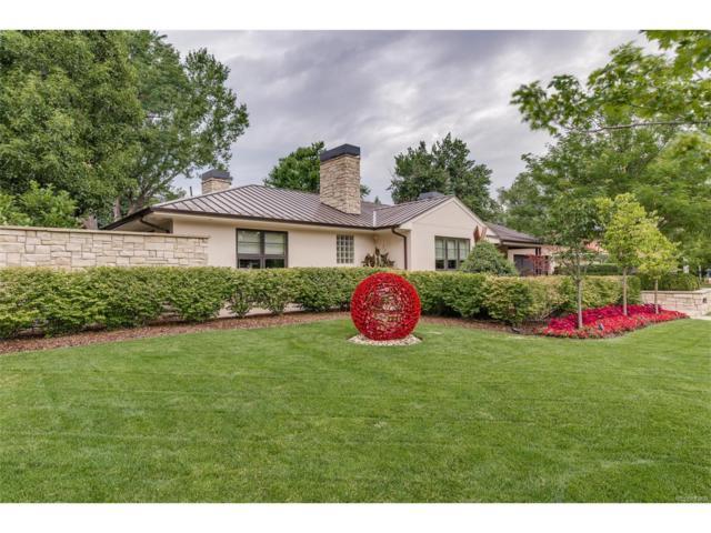 919 S Garfield Street, Denver, CO 80209 (MLS #9762967) :: 8z Real Estate