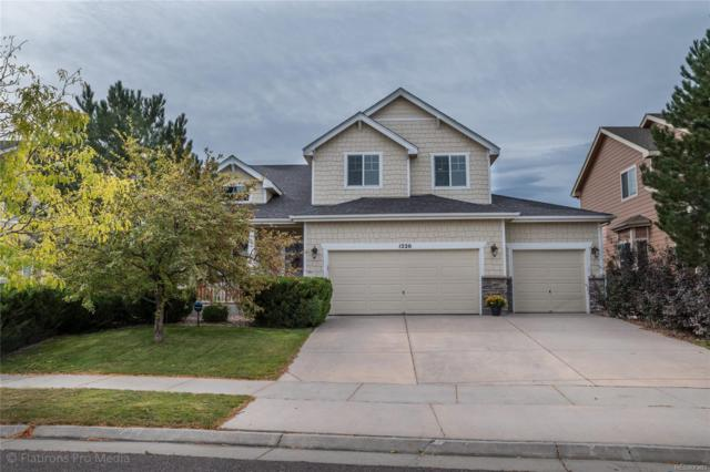 1220 Sunset Way, Erie, CO 80516 (#9763317) :: The Galo Garrido Group