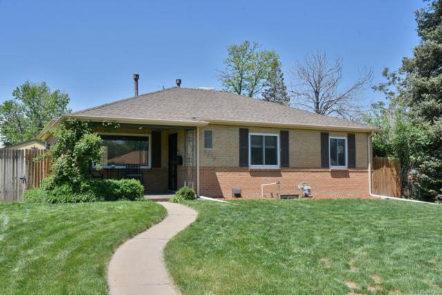3025 Pontiac Street, Denver, CO 80207 (#9763722) :: The Pete Cook Home Group