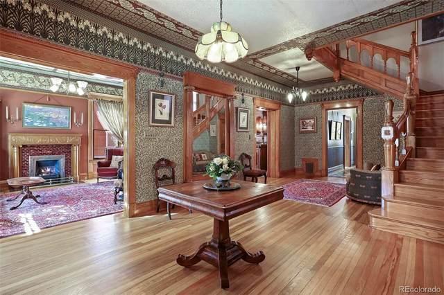 1345 N Franklin Street, Denver, CO 80218 (#9763842) :: Bring Home Denver with Keller Williams Downtown Realty LLC