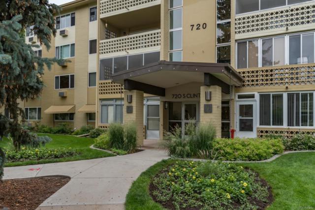 720 S Clinton Street 5B, Denver, CO 80247 (#9764310) :: Mile High Luxury Real Estate