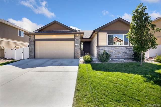 723 Elk Mountain Drive, Severance, CO 80550 (#9764595) :: Venterra Real Estate LLC