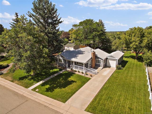 9011 W 55th Avenue, Arvada, CO 80002 (MLS #9764609) :: 8z Real Estate