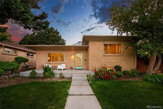 1011 S Harrison Street, Denver, CO 80209 (#9764905) :: Peak Properties Group