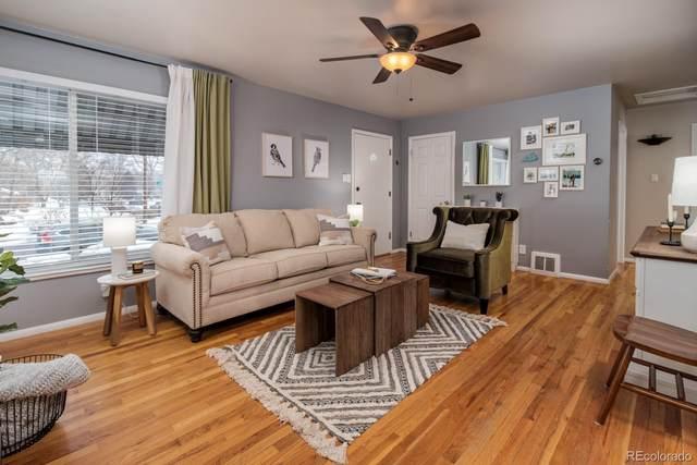 1834 S Dahlia Street, Denver, CO 80222 (MLS #9764929) :: Keller Williams Realty