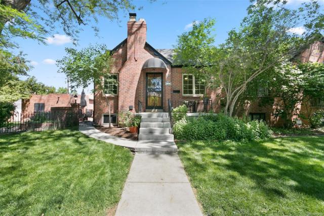 4423 E 7th Avenue, Denver, CO 80220 (#9765030) :: Sellstate Realty Pros