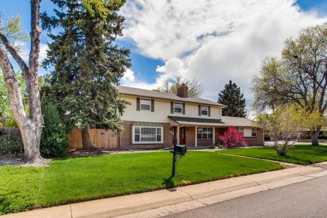 5584 W Rowland Place, Littleton, CO 80128 (#9765132) :: The DeGrood Team