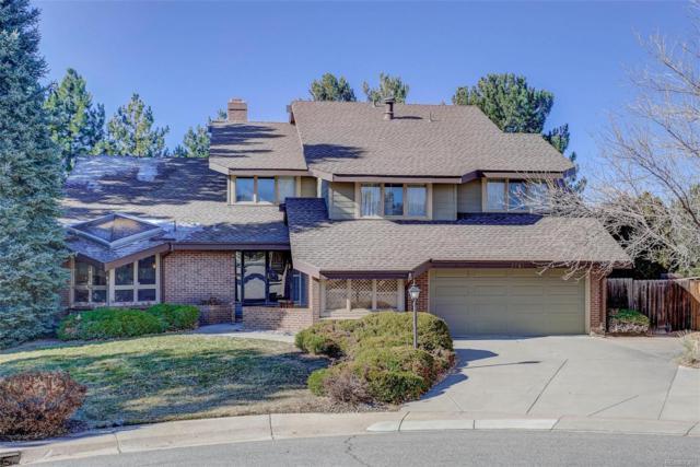 7701 S Ash Court, Centennial, CO 80122 (#9765189) :: House Hunters Colorado