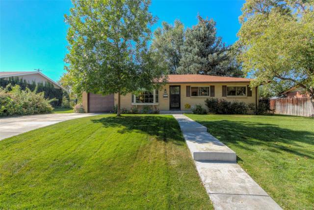 75 S Everett Street, Lakewood, CO 80226 (MLS #9765566) :: 8z Real Estate