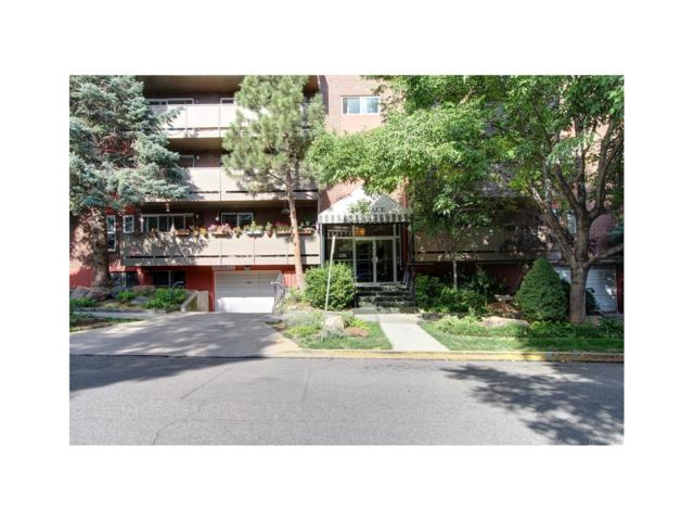 1245 Race Street #202, Denver, CO 80206 (#9766033) :: Wisdom Real Estate