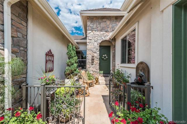 9567 Sunset Hill Drive, Lone Tree, CO 80124 (MLS #9766081) :: 8z Real Estate