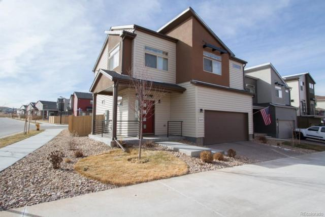 4225 Coriander Street, Castle Rock, CO 80109 (#9766119) :: RE/MAX Professionals