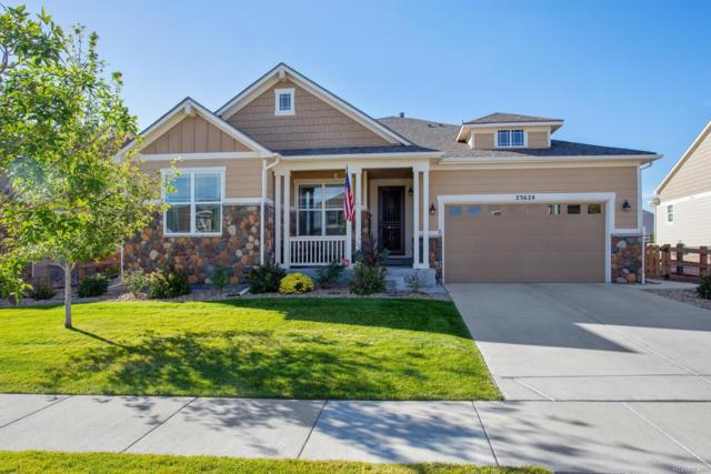 23624 E Minnow Drive, Aurora, CO 80016 (MLS #9766147) :: Bliss Realty Group