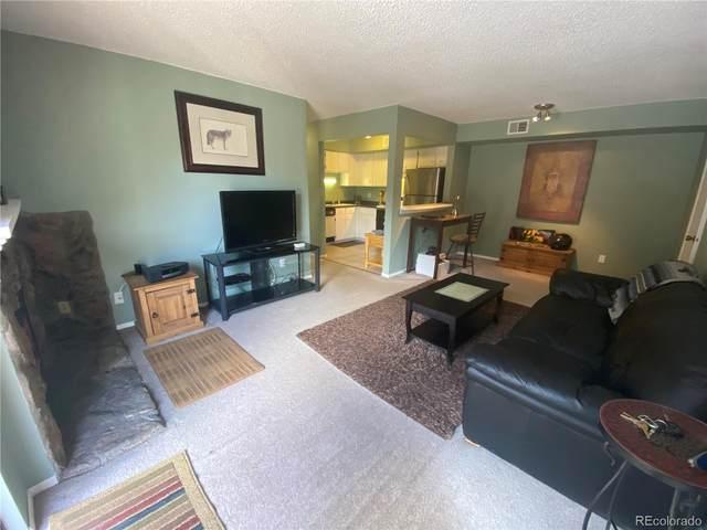 1890 Argentine Street B-304, Georgetown, CO 80444 (MLS #9766278) :: 8z Real Estate