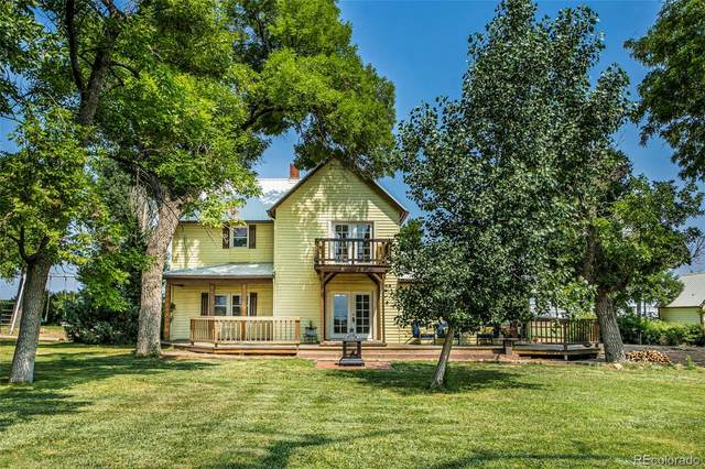 17972 County Road 15, Johnstown, CO 80534 (#9766383) :: THE SIMPLE LIFE, Brokered by eXp Realty