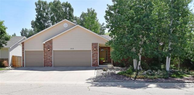 1313 Waterwood Drive, Windsor, CO 80550 (#9766609) :: The HomeSmiths Team - Keller Williams