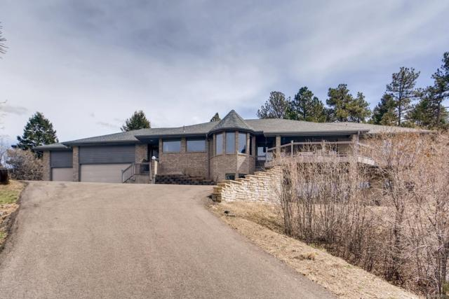 5066 N Lariat Drive, Castle Rock, CO 80108 (MLS #9767166) :: Bliss Realty Group